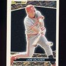 1993 Topps Black Gold Baseball #14 Joe Oliver - Cincinnati Reds