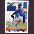 1993 Topps Baseball #727 Jonathan Hurst - Montreal Expos