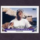 1993 Topps Baseball #565 Jerald Clark - Colorado Rockies