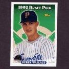 1993 Topps Baseball #459 Derek Wallace RC - Chicago Cubs