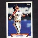 1993 Topps Baseball #448 Ken Caminiti - Houston Astros