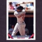 1993 Topps Baseball #377 Herm Winningham - Boston Red Sox