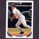 1993 Topps Baseball #357 Phil Stephenson - San Diego Padres