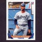 1993 Topps Baseball #353 Buddy Groom - Detroit Tigers