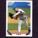 1993 Topps Baseball #352 Pete Schourek - New York Mets