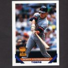 1993 Topps Baseball #298 Scott Livingstone - Detroit Tigers