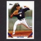 1993 Topps Baseball #281 Butch Henry - Houston Astros