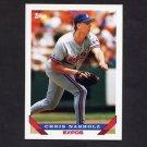 1993 Topps Baseball #278 Chris Nabholz - Montreal Expos