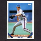1993 Topps Baseball #271 Wally Whitehurst - New York Mets
