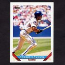 1993 Topps Baseball #265 Andre Dawson - Chicago Cubs