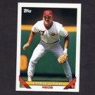 1993 Topps Baseball #245 Chris Sabo - Cincinnati Reds