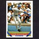 1993 Topps Baseball #228 Tom Goodwin - Los Angeles Dodgers