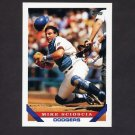 1993 Topps Baseball #202 Mike Scioscia - Los Angeles Dodgers