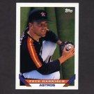 1993 Topps Baseball #195 Pete Harnisch - Houston Astros