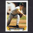 1993 Topps Baseball #190 Doug Drabek - Pittsburgh Pirates