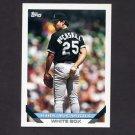1993 Topps Baseball #175 Kirk McCaskill - Chicago White Sox