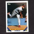 1993 Topps Baseball #104 Mike Butcher - California Angels