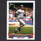 1993 Topps Baseball #103 Jody Reed - Boston Red Sox