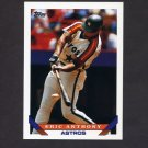 1993 Topps Baseball #089 Eric Anthony - Houston Astros