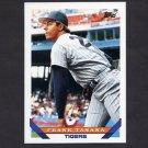 1993 Topps Baseball #053 Frank Tanana - Detroit Tigers