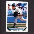 1993 Topps Baseball #041 Alex Fernandez - Chicago White Sox