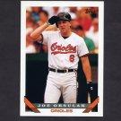 1993 Topps Baseball #028 Joe Orsulak - Baltimore Orioles