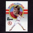 1990 Fleer Baseball All-Stars #05 Joe Magrane - St. Louis Cardinals