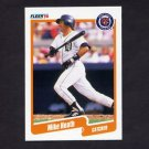 1990 Fleer Baseball #603 Mike Heath - Detroit Tigers