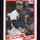 1990 Fleer Baseball #542 Matt Merullo - Chicago White Sox