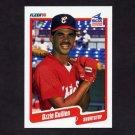 1990 Fleer Baseball #533 Ozzie Guillen - Chicago White Sox