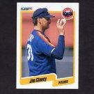 1990 Fleer Baseball #226 Jim Clancy - Houston Astros