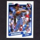 1990 Fleer Baseball #138 Kirk McCaskill - California Angels