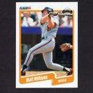 1990 Fleer Baseball #075 Matt Williams - San Francisco Giants