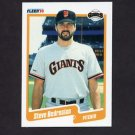 1990 Fleer Baseball #050 Steve Bedrosian - San Francisco Giants