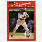 1990 Donruss Baseball #705 Tony Gwynn AS - San Diego Padres