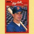 1990 Donruss Baseball #690 Chip Hale RC - Minnesota Twins