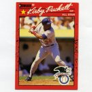 1990 Donruss Baseball #683B Kirby Puckett AS - Minnesota Twins
