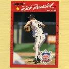 1990 Donruss Baseball #663B Rick Reuschel AS - San Francisco Giants