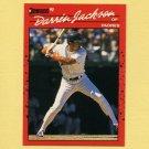 1990 Donruss Baseball #641 Darrin Jackson - San Diego Padres