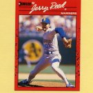 1990 Donruss Baseball #614 Jerry Reed - Seattle Mariners
