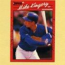 1990 Donruss Baseball #601 Mike Kingery - Seattle Mariners