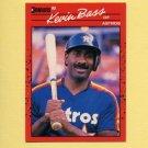 1990 Donruss Baseball #589 Kevin Bass - Houston Astros