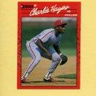 1990 Donruss Baseball #548 Charlie Hayes - Philadelphia Phillies
