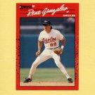 1990 Donruss Baseball #401 Rene Gonzales - Baltimore Orioles