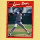 1990 Donruss Baseball #378 Jamie Moyer - Texas Rangers