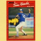 1990 Donruss Baseball #349 Tom Henke - Toronto Blue Jays