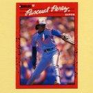 1990 Donruss Baseball #342 Pascual Perez - Montreal Expos
