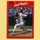 1990 Donruss Baseball #332 Bob Welch - Oakland A's