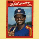 1990 Donruss Baseball #241 Rafael Ramirez - Houston Astros
