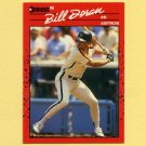 1990 Donruss Baseball #236 Bill Doran - Houston Astros